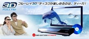 3-D HDTV