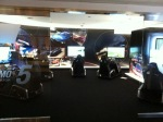 Official Sony Gran Turismo 5 Driving Rigs in NY