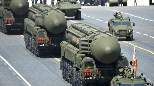 Russia will add 40 ballistic missiles to nuclear arsenal in 2015-Putin