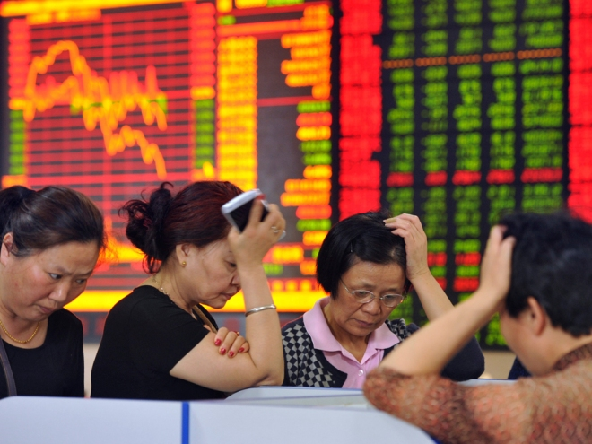 China losing control as stocks crash despite emergency measures - Telegraph