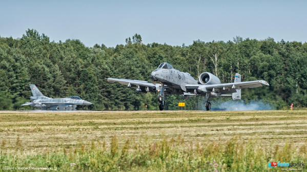 Air Force Beefing Up Eastern NATO