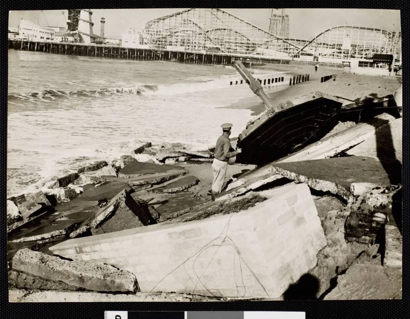 Venice Beach, 1940