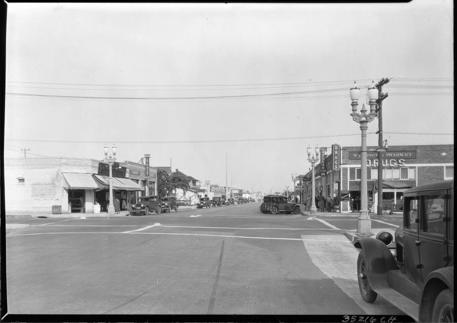 1920 - Intersection.of.Westminster.and.Washington