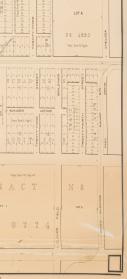 1911 - Santa Monica map