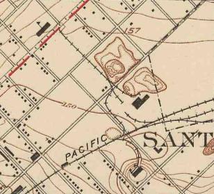 1925 - USGS Survey map