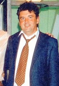 A photograph of Alexander Perepilichnyy